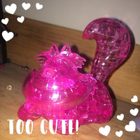 3D Crystal Puzzle - Disney Cheshire Cat: 36 Pcs uploaded by member-274e39d94