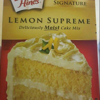 Duncan Hines Signature Cake Mix Lemon Supreme uploaded by Holleigh m.