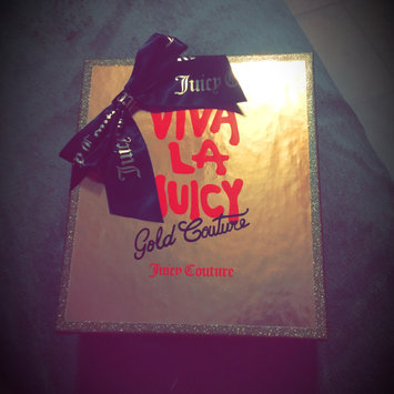 Photo of allure perfume Juicy Couture Viva la Juicy Gold Couture Gift Set uploaded by Michelle R.