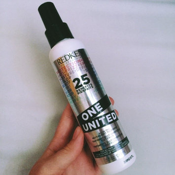 Photo of Redken One United All-In-One Multi-Benefit Treatment - 5.3 oz. uploaded by Amanda L.