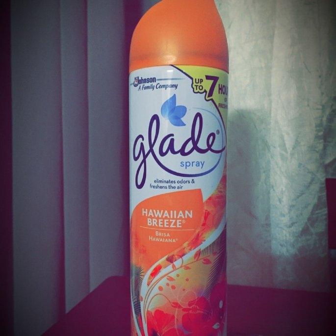 Glade Hawaiian Breeze Room Spray uploaded by Caroline R.