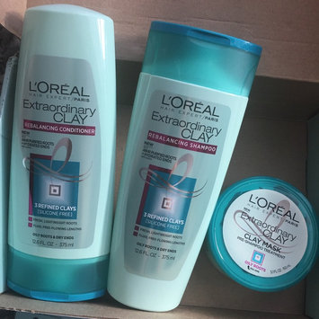 Photo of L'Oreal Hair Expertise Extraordinary Clay Mask uploaded by Krystal S.