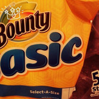 Bounty® Basic Paper Towels uploaded by Carolina M.