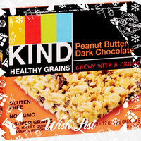 KIND Healthy Grains Peanut Butter Dark Chocolate uploaded by AshleyMarie G.