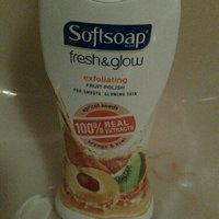 Softsoap® Fresh & Glow™ Exfoliating Fruit Polish uploaded by Crystal R.