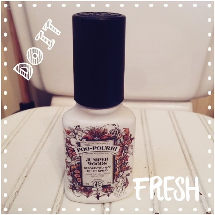 Poo-Pourri Before-You-Go Bathroom Spray uploaded by Tiffany P.