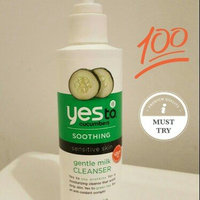 Yes to Cucumbers Gentle Milk Cleanser uploaded by Michelle M.