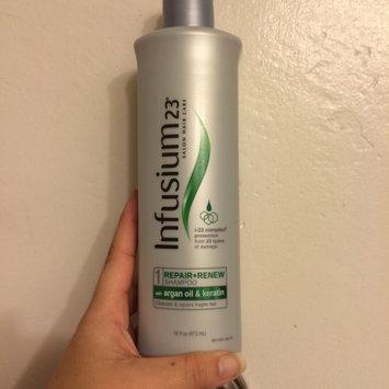 Infusium 23 Repair & Renew Shampoo uploaded by Jessica O.