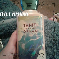 Photo of Bath & Body Works TAHITI ISLAND DREAM Fine Fragrance Mist 8 fl oz / 236 mL uploaded by Brandi W.