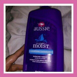 Aussie Mega Moist Conditioner uploaded by Jenn B.