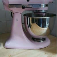 KitchenAid Artisan Design Series 5 Qt Stand Mixer- Sugar Pearl Silver uploaded by Heather S.