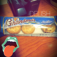Grandma's® Vanilla Sandwich Creme Cookies 3.025 oz. Pack uploaded by LaToyia J.