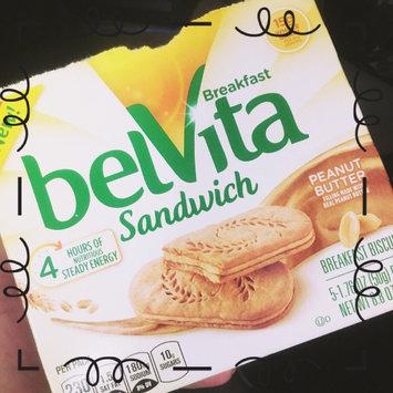 belVita Sandwich Peanut Butter Breakfast Biscuits 5-2 ct Packs uploaded by Jenny H.