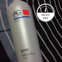 AG Hair Fast Food Leave On Conditioner, 33.8 Fluid Ounce uploaded by Karla  I.