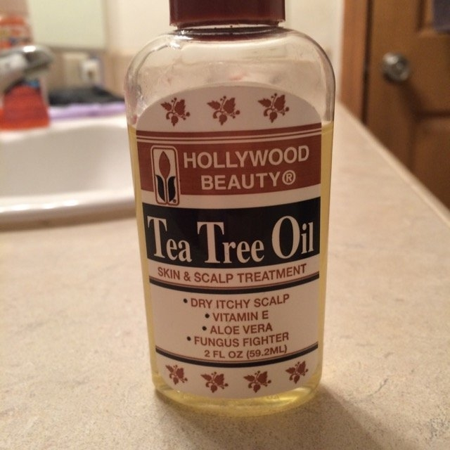 Hollywood Beauty Tea Tree Oil Skin and Scalp Treatment uploaded by Sam O.