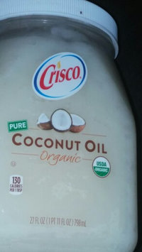 Photo of Crisco® Pure Organic Coconut Oil 27 fl. oz. Jar uploaded by cynthia p.