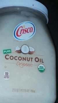 Crisco® Pure Organic Coconut Oil 27 fl. oz. Jar uploaded by cynthia p.
