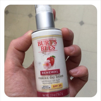 Photo of Burt's Bees Renewal Day Lotion SPF 30, 2 oz uploaded by Shelsea S.