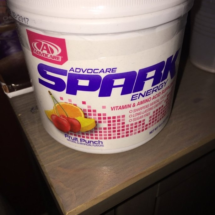 Advocare Spark Energy Drink uploaded by Nicole s.