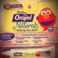 Baby Orajel Naturals Gel Teething Treatment 0.33oz uploaded by Claire C.