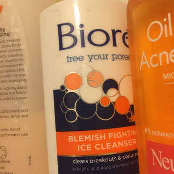 Bioré Blemish Fighting Ice Cleanser uploaded by Detsunee N.