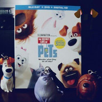 Secret Life Of Pets Blu-ray uploaded by Alyssa K.