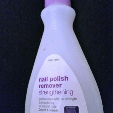 Up & up Strengthening Nail Polish Remover uploaded by Maria G.