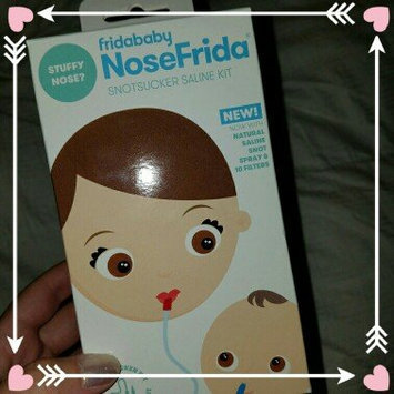 Nosefrida The Snotsucker Nasal Aspirator uploaded by Casandra C.