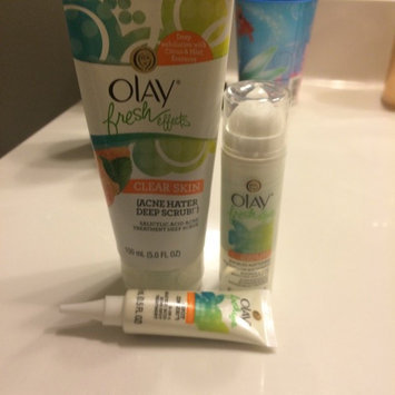 Photo of Olay Fresh Effects Clear Skin 1-2-3 Acne Solution System uploaded by Cindy G.