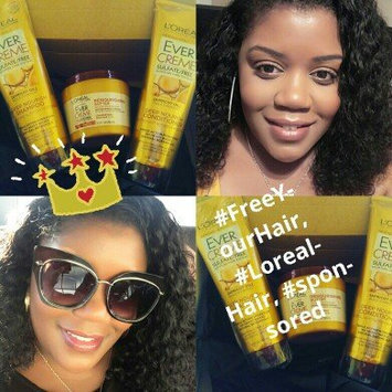Photo of L'Oréal Paris Ever Sleek Sulfate Free Intense Smoothing Haircare Regimen Bundle uploaded by Sheira B.