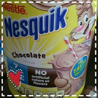 Nestle Nesquik Chocolate Flavor Powder uploaded by Lorena B.