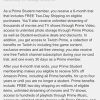 Amazon Prime uploaded by Sara U.