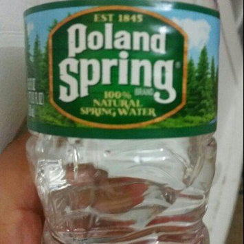 Poland Spring® Natural Spring Water uploaded by Influenster M.