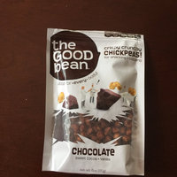 The Good Bean Chickpea Snack, Chocolate - 1 ct. uploaded by Gabriela Z.