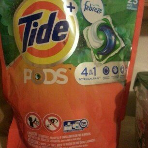 Photo of Tide PODS® Plus Febreze™ Laundry Detergent uploaded by Deanna Z.
