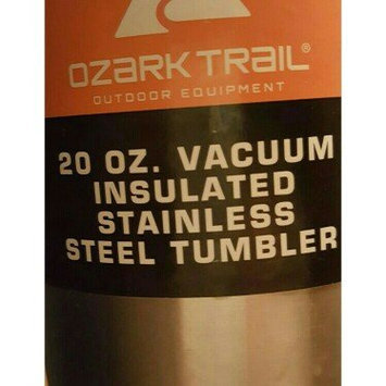 Photo of Ozark Trail 30-Ounce Double-Wall, Vacuum-Sealed Tumbler uploaded by Brittany B.