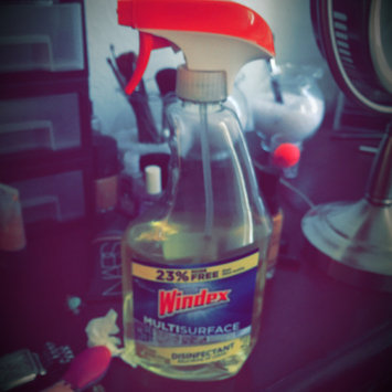 Windex® Antibacterial Multi-Surface Cleaner 32 fl. oz. Bottle uploaded by Katresa G.