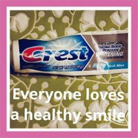 Crest Baking Soda & Peroxide Whitening with Tartar Protection Toothpaste Fresh Mint uploaded by Cindy W.
