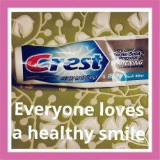 Photo of Crest Baking Soda & Peroxide Whitening Toothpaste With Tartar Protection uploaded by Cindy W.
