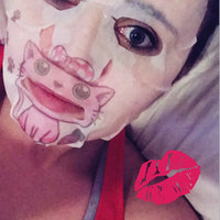 SNP Cat Wrinkle Face Art Mask Sheet uploaded by Sarah T.