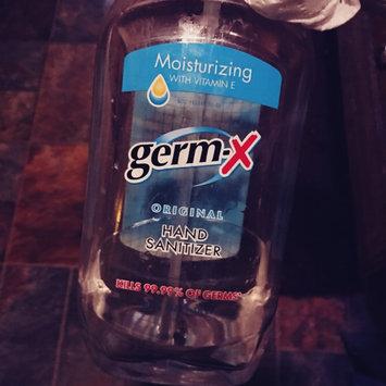 Germ-X Hand Sanitizer, 15 fl oz uploaded by Alicia S.