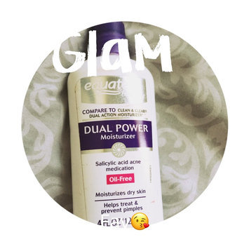 Photo of Equate Beauty Equate Dual Power Moisturizer, 4 fl oz uploaded by Sierra N.