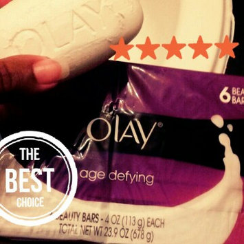 Photo of Olay Moisture Outlast Age Defying Beauty Bar uploaded by Petula L.