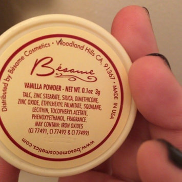 Photo of Besame Cosmetics Brightening Face Powder uploaded by Janet C.