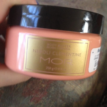 Photo of Mor Cosmetics Essentials Body Butter, Neroli Clementine, 11.2 Ounce uploaded by Heather F.
