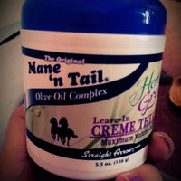 Mane 'n Tail Herbal Gro Olive Oil Complex Cream Therapy 5.5 Oz Plastic Jar uploaded by Danya A.