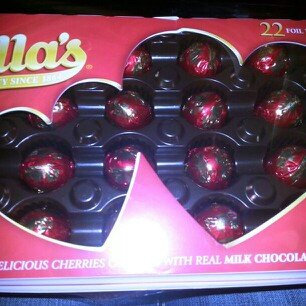 Cella's Cherries Covered with Real Milk Chocolate - 16 CT uploaded by Donna V.