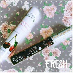 Photo of 100% Pure Fruit Pigmented® Cherry Lip & Cheek Stain uploaded by Yasmin S.