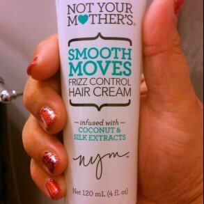 Not Your Mother's® Smooth Moves Frizz Control Hair Cream image uploaded by Jessica B.