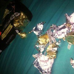 Photo of Hershey's Kisses Milk Chocolates With Almonds uploaded by Crystal G.